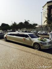 سيارات ليموزين للاعراس تخرج vip cars اعياد