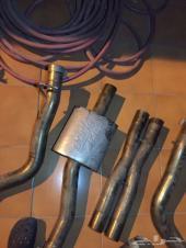 قطع تعديل تشالنجر SRT نظيفة جدا استخدام قليل