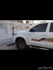 هايلكس دبل 2012 سعودي نظيف