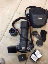 كاميرا كانون Canon EOS 600D
