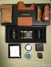 للبيع كاميرا ذهب سامسونج NX300