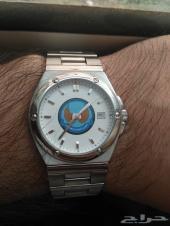 ساعة سويسرية اصلية للبيع