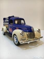 للبيع مجسمات سيارات بيبسي كولا(الكمية محدودة)