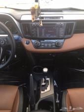 سيارة راف فور 2016 فل كامل  للتنازل