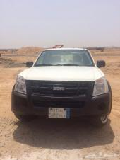 للبيع سيارة ايسوزو غمارتين دبل 2012