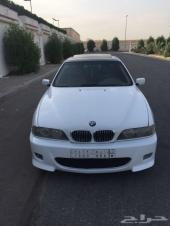 BMW 528I  بحالة ممتازة للبيع ب 16 الف ريال
