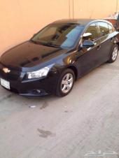 Chevrolet Cruze 2011 black very good conditio
