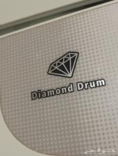 غسالة سامسونج diamond drum 5 kg فل اوتوماتيك