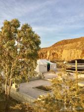مخيم في أجمل مكان وأجمل إطلالة