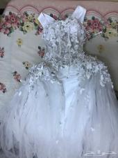 فستان زفاف جديد للبيع على السوم
