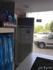 مغسله ملابس في شارع فلسطين بجوار شقق مفروشه