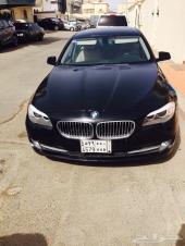 BMW 2013 520i مخزن 67 ألف كيلو فقط