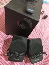 نظام صوتي مع مضخمات لأصحاب pc جيمنق