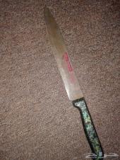 سكين ذبح المانية قديمة ماركةkoc messer