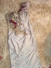فستان سهرة فخم لللبيع