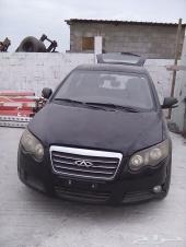 سيارة شيري 2006 للبيع قطع تشليح