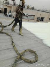 شركة كشف تسربات المياة وعزل الاسطح بالقصيم