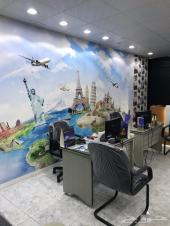 مكتب فرسان للسفر والسياحه طيران والفنادق جدة