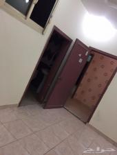 شقة عوايل  مميزة بالرياض حي  اليرموك غرفة وحم