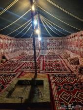مخيم المها للبيع الرياض العاذرية  - الحد 25