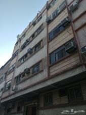 عمارة في حي البخارية عليها دخل 110ألف سنويا