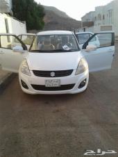 سيارة سازوكي موديل 2013 للبيع