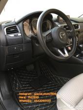 أرضيات الجلد لحماية أرضية سيارتك