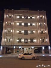 للبيع شقة بمدينة جدة (مخطط الفهد - حي الواحة