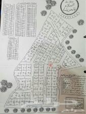 أرض بالحريضة - مخطط السلام - على شارعين