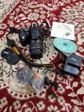 للبيع كاميرا نيكون nikon
