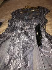 فستان فاخر للبيع