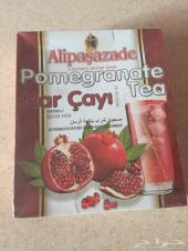 شاي رمان من تركيا