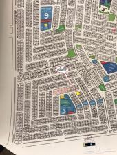 للبيع نص ارض في مخطط الخالديه400متر موقع مميز