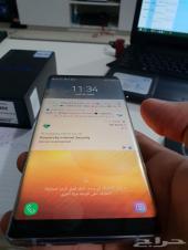 Samsung Note 8 64 GB Orchid Gray للبيع