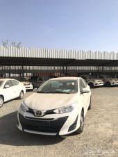 يارس 2018 محرك 1500 سعودي بسعر (48500) ألف