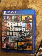 شريط قراند 5 PS4