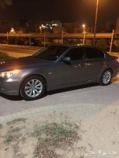 BMW 520 فل كامل نظيف (( للبيع خلال هاليومين))