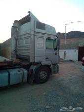 رأس شاحنة مان موديل 2000