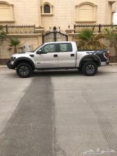 للبيع رابتر 2012 سعودي فضي