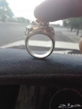 خاتم ياقوق افريقي
