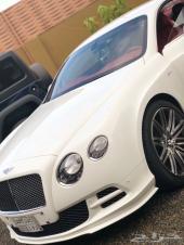 Bentley- Continental GT - W12