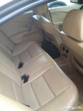 للبيع بي ام دبليو BMW موديل 2005 - 520