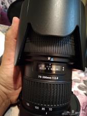 عدسة تامرون نيكون 70-200  2.8  Nikon Tamron