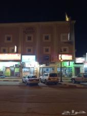 عمارة على الشارع العام بالدوادمي للايجار