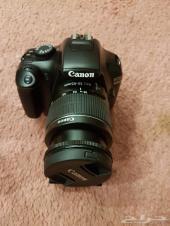 كاميره كانونD1100 للبيع بجميع اغراضها