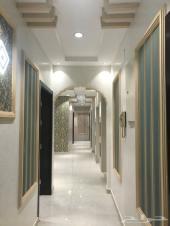 شقة تمليك  خمس غرف  تشطيب ذوق بالبيعه .