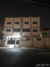 للبيع عمارة- 3_ أدوار _6 شقق مساحة550م في جدة