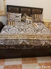 شقه مفروش غرفتين ومطبخ حي الاجاويد