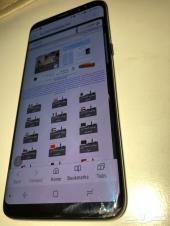 جالكسي s8 للبيع شاشه مكسوره كسر بسيط