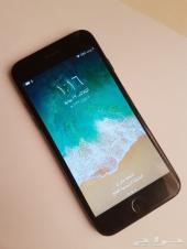 iphone 7s ايفون 7اس اسود لماع